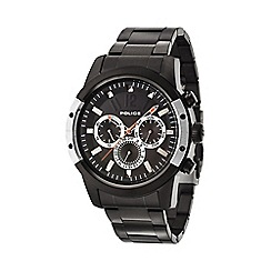 Police - Men's black bracelet watch