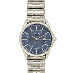 Infinite - Men's silver watch