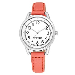 Nine West - Ladies coral strap watch