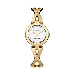 Fiorelli - Ladies gold tone bracelet watch