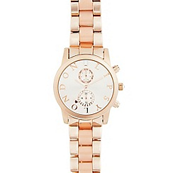 Lipsy - Ladies nude watch lp357
