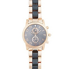Lipsy - Ladies grey watch lp358