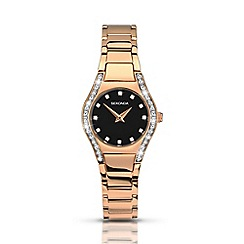 Sekonda - Ladies 'Aurora' stone set watch