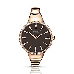 Seksy - Ladies 'Radiance' fashion watch