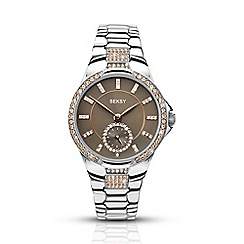 Seksy - Ladies 'Eternal' fashion watch
