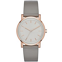 DKNY - Ladies 'soho' analogue watch ny2341