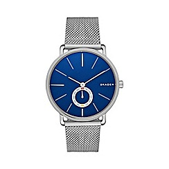 Skagen - Gents silver 'Hagen' watch