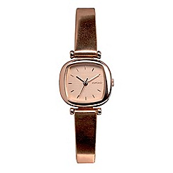 KOMONO - Ladies moneypenny metalic rose gold