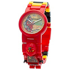 LEGO - Ninjago jungle kai minifigure link watch