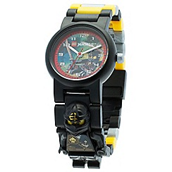 LEGO - Ninjago jungle cole minifigure link watch