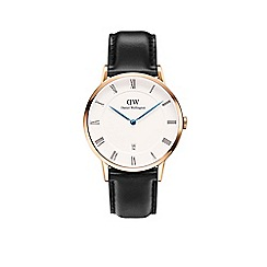 Daniel Wellington - Gents rose gold 'Sheffield' watch