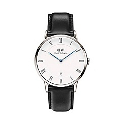Daniel Wellington - Gents silver 'Sheffield' watch