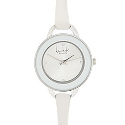 Principles by Ben de Lisi - Ladies silver plated analogue watch