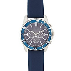 Red Herring - Men's blue multi dial watch