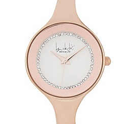 Principles by Ben de Lisi - Rose gold bangle watch