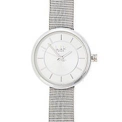 Principles by Ben de Lisi - Ladies' silver mesh strap watch