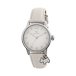 Radley - Ladies cream 'Blair' leather strap watch ry2247