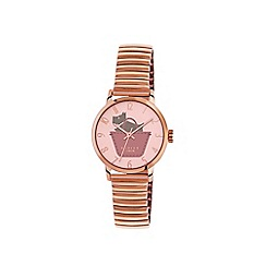 Radley - Ladies stretch stainless steel expander watch