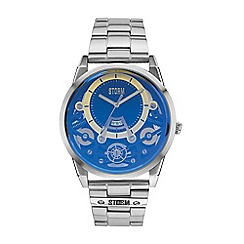 STORM - Men's lazer blue 'Mechron' watch