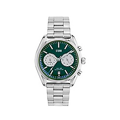 STORM - Men's green 'Trexon' watch