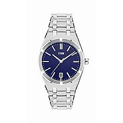 STORM - Men's blue 'Hixter' watch