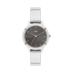STORM - Ladies silver 'Arya' watch