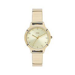 STORM - Ladies gold 'Arya' watch