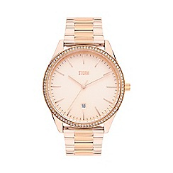 STORM - Ladies rose gold 'Crystalex' watch