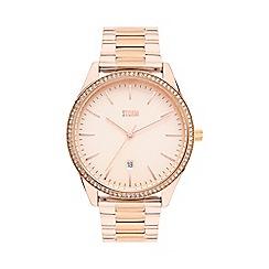STORM London - Ladies rose gold 'Crystalex' watch 47290/rg
