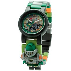 LEGO - Kid's mulitcoloured NEXO Knights Aaron watch