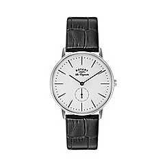 Rotary - Gents stainless steel strap watch gs90050/02