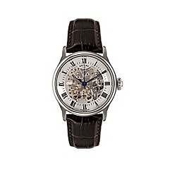Rotary - Gents stainless steel automatic watch