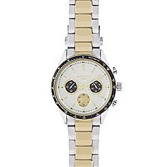 Infinite - Men's white mock multi-dial watch