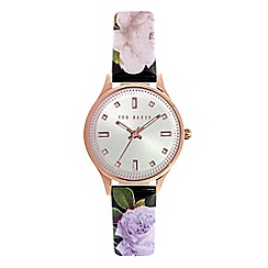 Ted Baker - Ladies multi colour strap watch