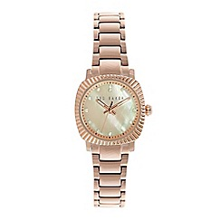 Ted Baker - Ladies rose gold colour bracelet