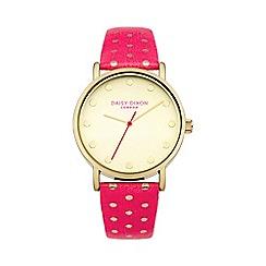 Daisy Dixon - Ladies coral strap watch dd022wg