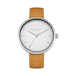 Daisy Dixon - Ladies tan leather strap watch