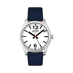 Limit - Men's navy strap watch 5627.02