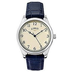 Limit - Men's blue strap watch