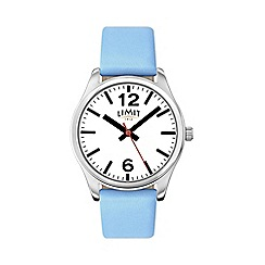 Limit - Ladies blue strap watch 6182.02