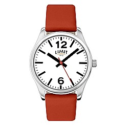 Limit - Ladies red strap watch 6183.02