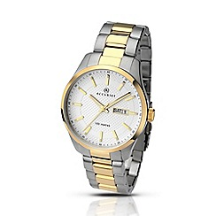 Accurist - Men's two-tone bracelet watch