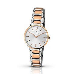 Accurist - Women's two-tone bracelet watch 8103.01