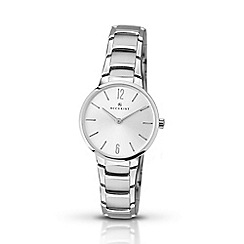 Accurist - Women's stainless steel bracelet watch 8102.01
