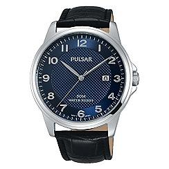Pulsar - Men's stainless steel strap watch