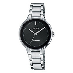 Lorus - Women's stainless steel dress bracelet watch