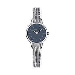 Radley - Ladies silver 'Millbank' mesh watch