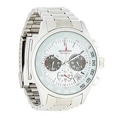 Sekonda - Men's stainless steel sports watch