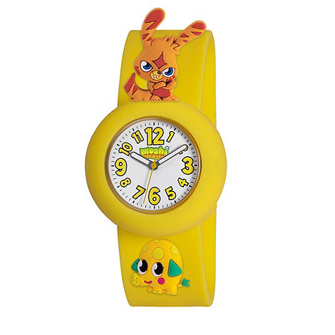 Moshi Monsters - Kids+ yellow +katsuma+ watch
