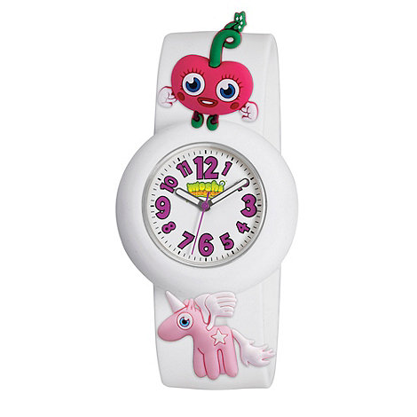 Moshi Monsters - Kids+ white +luvli+ watch